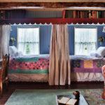 Дизайн спальни в стиле кантри (10)