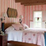 Дизайн спальни в стиле кантри (12)