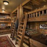 Дизайн спальни в стиле кантри (14)