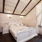 Дизайн спальни в стиле кантри (16)