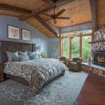 Дизайн спальни в стиле кантри (17)