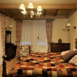 Дизайн спальни в стиле кантри (18)