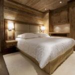Дизайн спальни в стиле кантри (2)