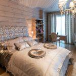 Дизайн спальни в стиле кантри (23)