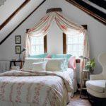 Дизайн спальни в стиле кантри (25)