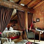 Дизайн спальни в стиле кантри (27)