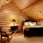 Дизайн спальни в стиле кантри (29)