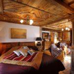 Дизайн спальни в стиле кантри (5)