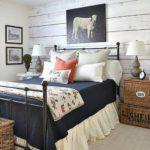 Дизайн спальни в стиле кантри (8)