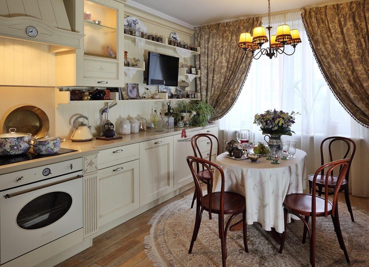Кухня в стиле кантри - фото 3