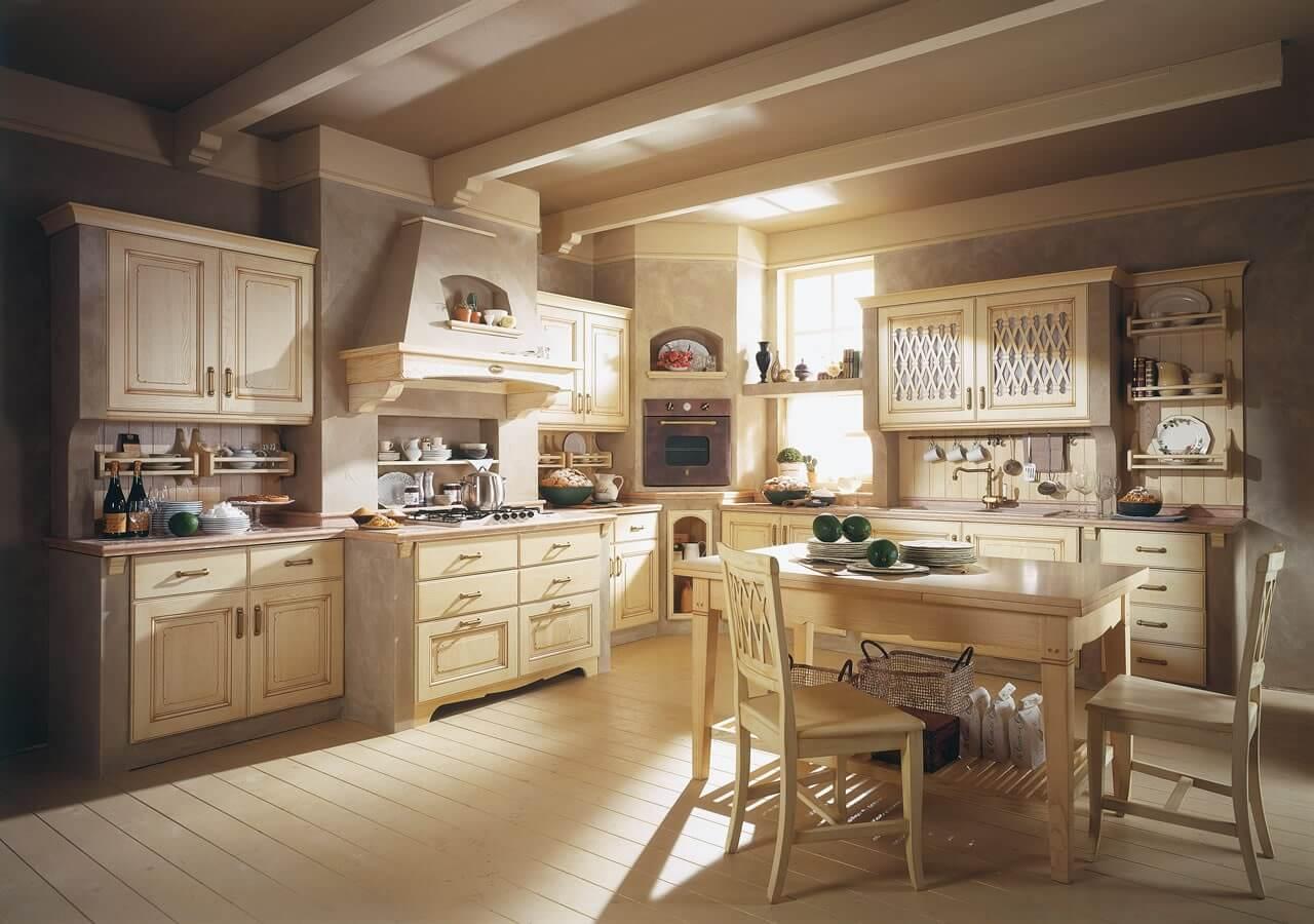 Кухня в стиле кантри - фото 7