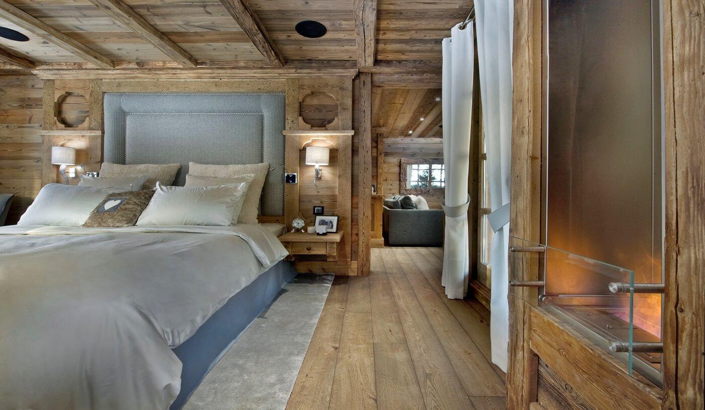 Спальня в стиле кантри - фото 4