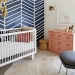 Акцентная стена в интерьере детской комнаты - фото (3)