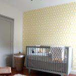 Акцентная стена в интерьере детской комнаты - фото (7)