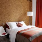 Акцентная стена в интерьере спальни - фото (4)