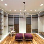 Дизайн гардеробной - фото (1)