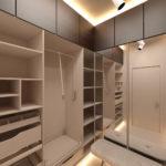 Дизайн гардеробной - фото (3)