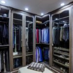 Дизайн гардеробной - фото (9)
