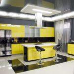 Дизайн кухни в стиле хай-тек - фото (16)