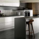 Дизайн кухни в стиле хай-тек - фото (20)