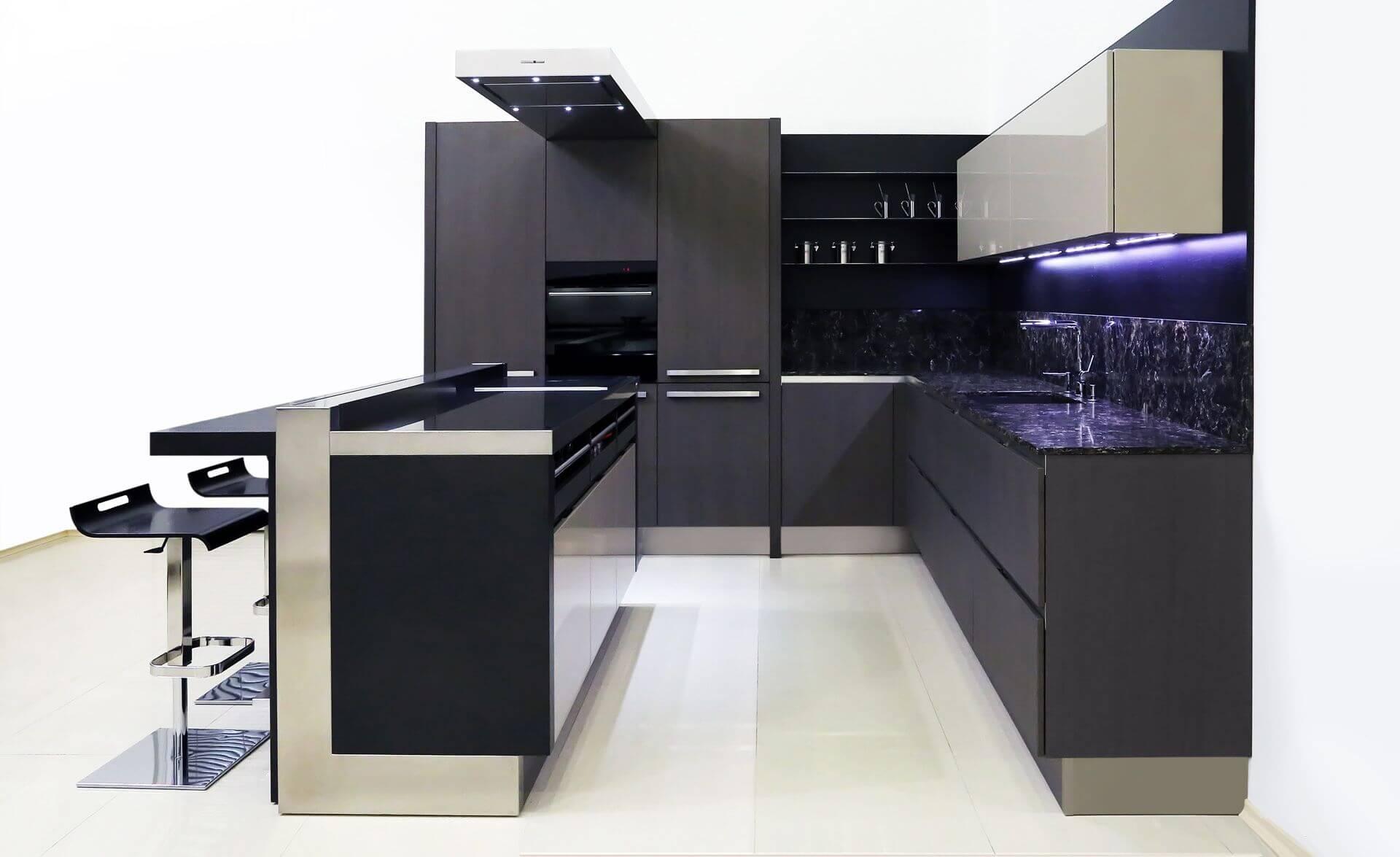 Натяжные потолки матовые на кухню фото творил