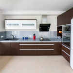 Дизайн кухни в стиле хай-тек - фото (3)