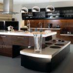 Дизайн кухни в стиле хай-тек - фото (9)