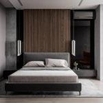 Дизайн спальни в стиле хай-тек (11)