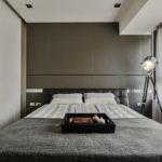 Дизайн спальни в стиле хай-тек (17)