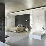 Дизайн спальни в стиле хай-тек (20)