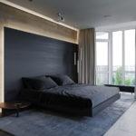 Дизайн спальни в стиле хай-тек (3)