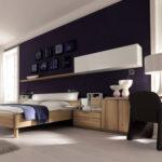 Дизайн спальни в стиле хай-тек (9)
