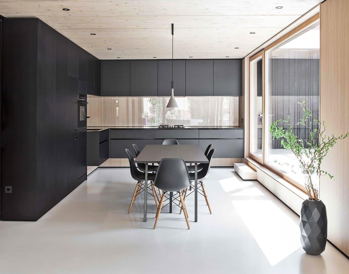 Декор для кухни-минимализм