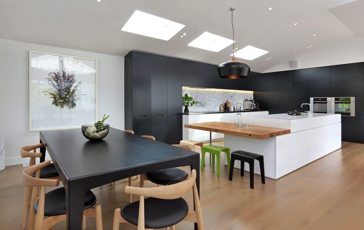 Декор для кухни в стиле минимализм