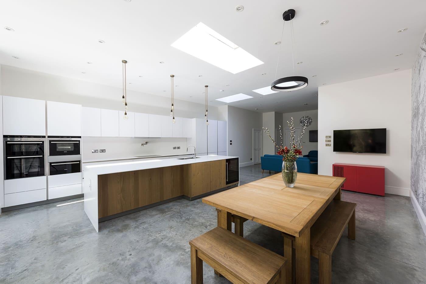 Кухня в стиле минимализм - фото (15)