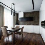 Кухня в стиле минимализм - фото (16)