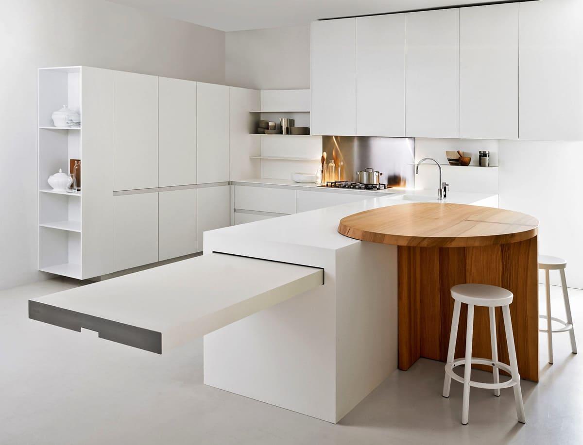 Кухня в стиле минимализм - фото (20)