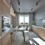 Кухня в стиле минимализм - фото (24)