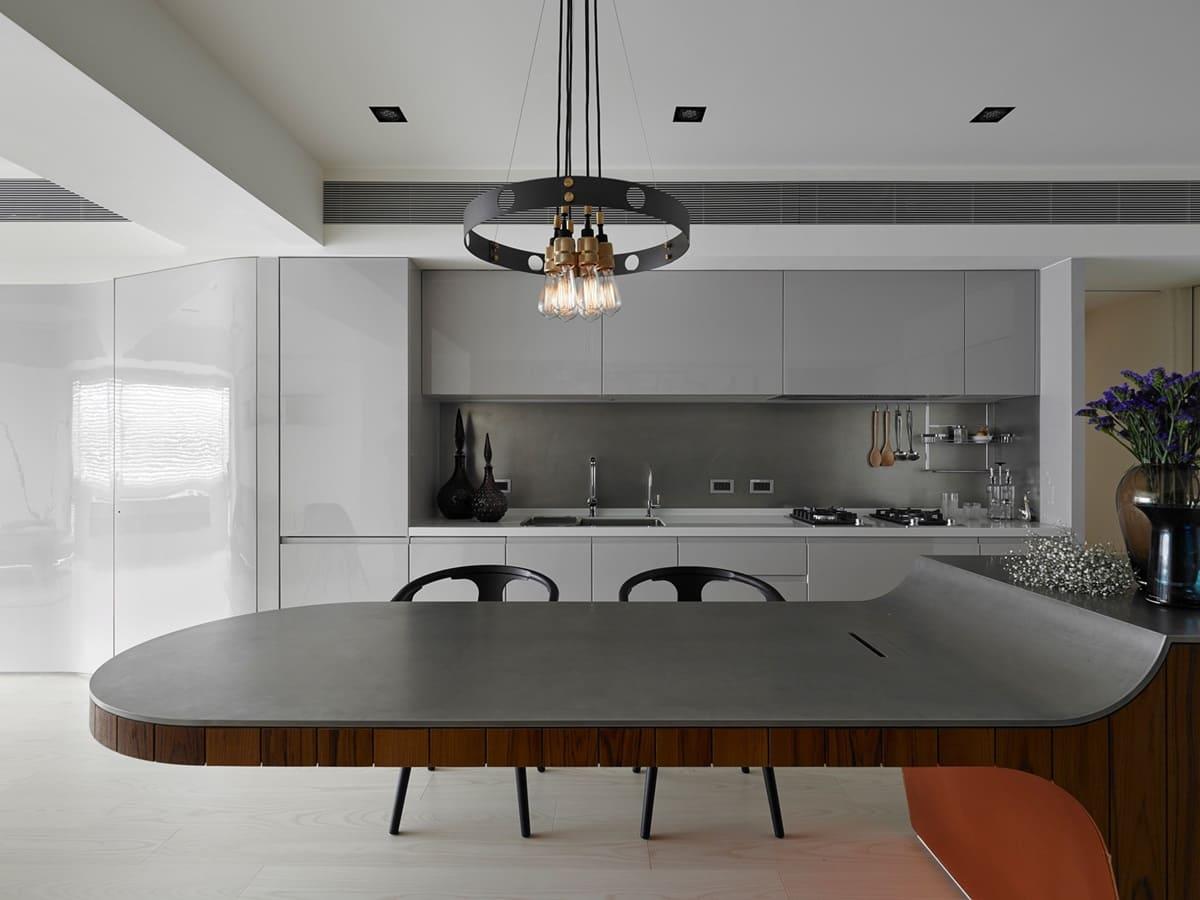 Кухня в стиле минимализм - фото (26)