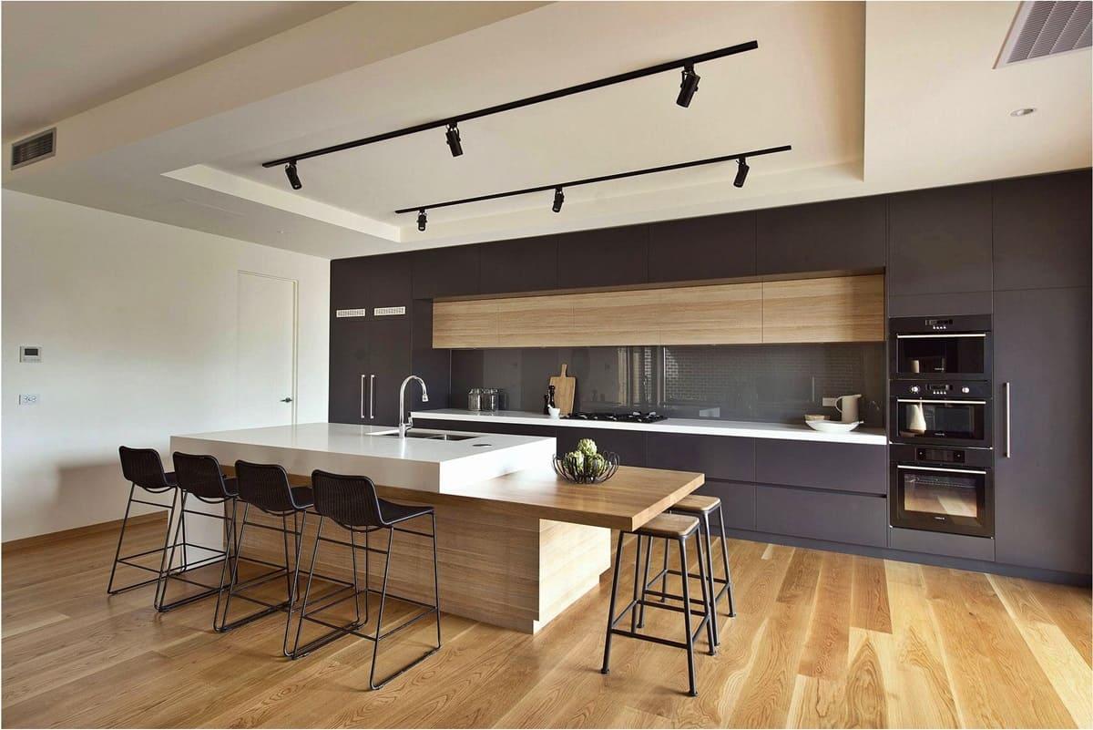 Кухня в стиле минимализм - фото (30)