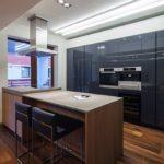 Кухня в стиле минимализм - фото (44)