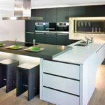 Кухня в стиле минимализм - фото (6)