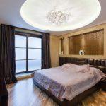 Матовый натяжной потолок - фото (12)