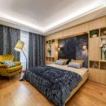 Матовый натяжной потолок - фото (15)