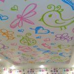 Матовый натяжной потолок - фото (29)