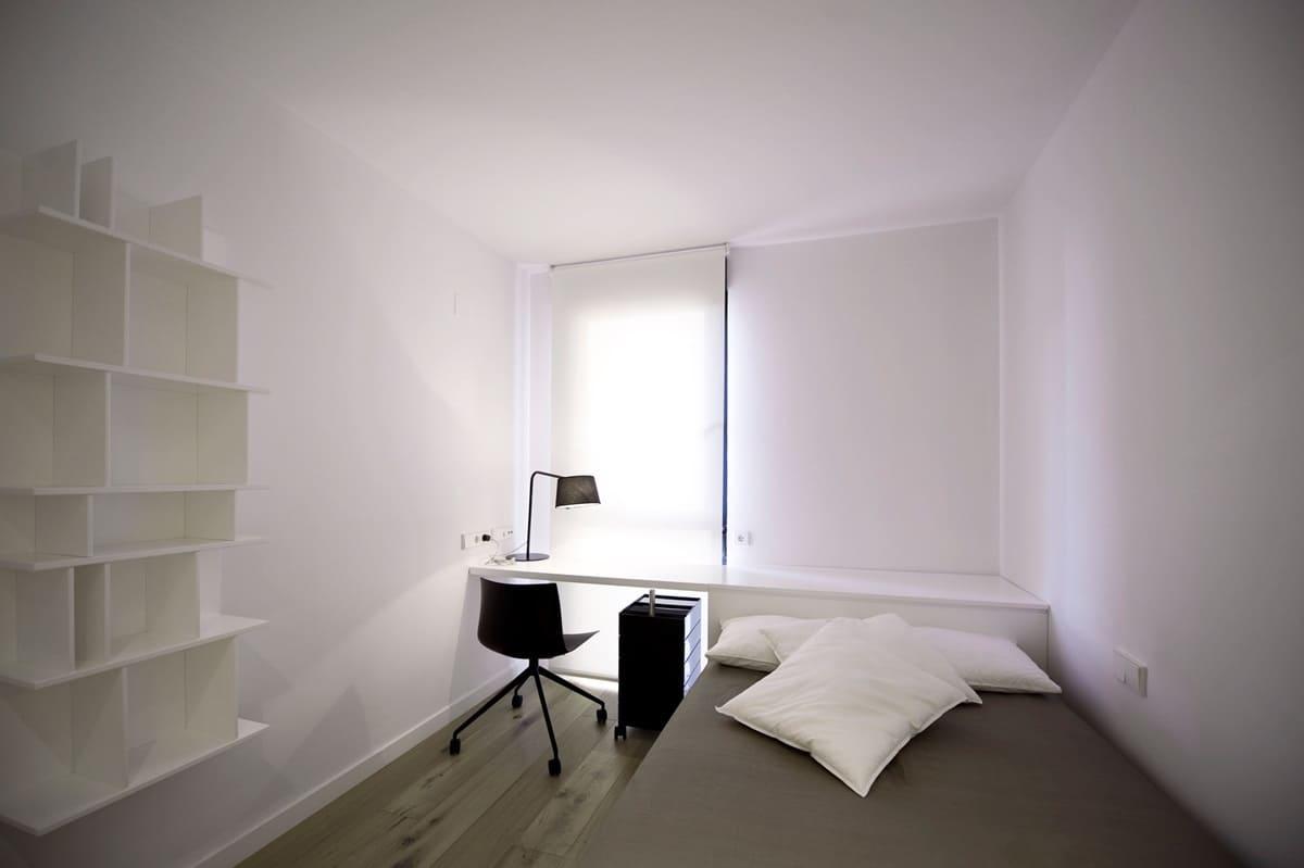 Спальня в стиле минимализм (3)