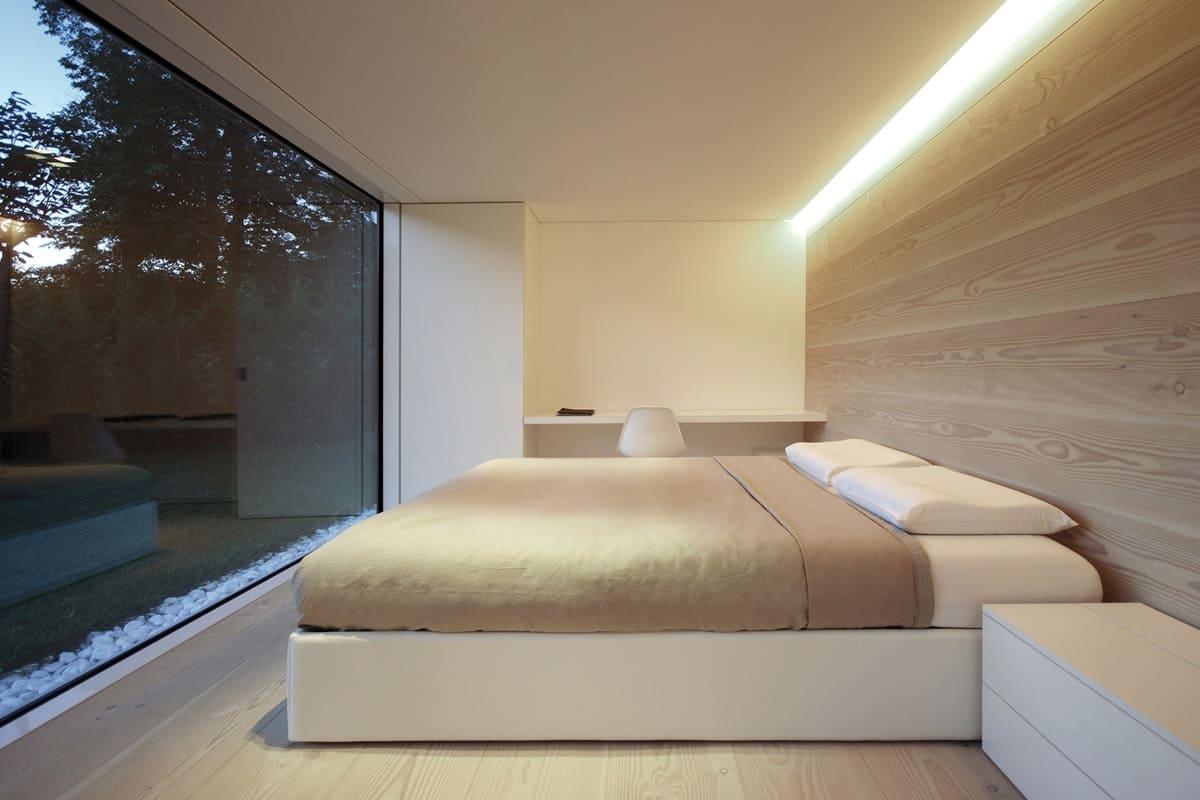 Спальня в стиле минимализм - фото (12)