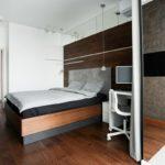 Спальня в стиле минимализм - фото (39)