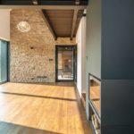 Дом облицованный камнем - фото (10)