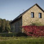 Дом облицованный камнем - фото (2)